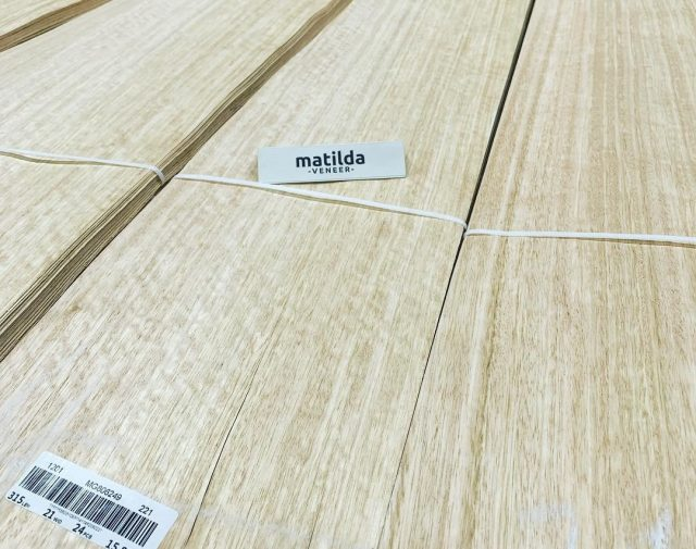 What's the difference between Victorian Ash and Tasmanian Oak? A veneerist's perspective